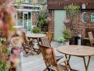 Office space for rent London Outdoor Area