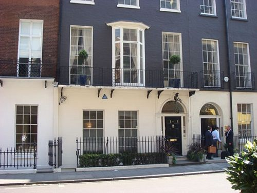 offices to rent in London exterior