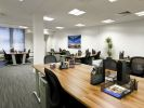 Office space Central London open plan office