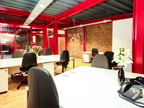 Tabernacle Street Office images