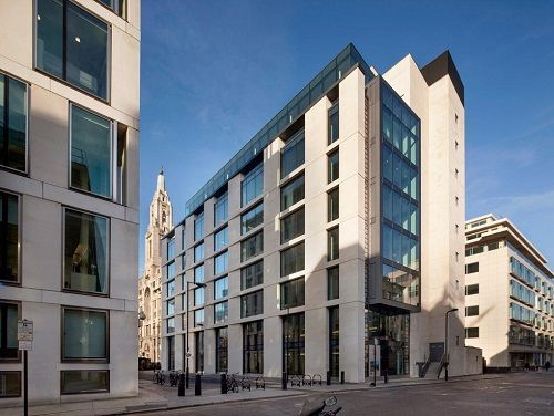 Finsbury Square Office images
