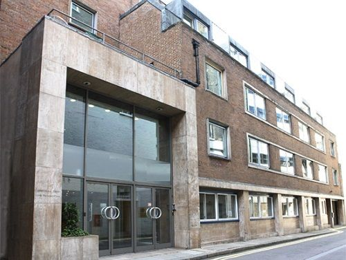 Office space to rent London Exterior