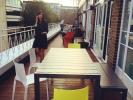 Office space rental London  Outdoor Area