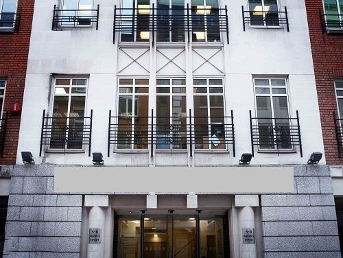 Flexible office space London Exterior