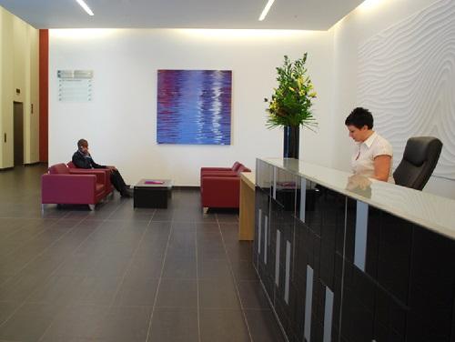 Mitre Passage Office images