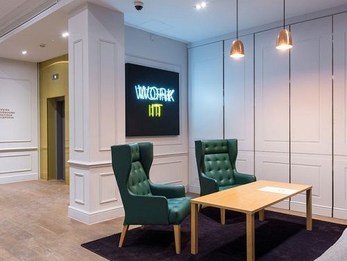 Liverpool Street Office images