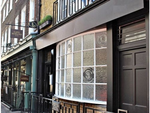 Tavistock Street Office images