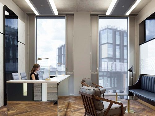 Pancras Square Office images