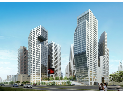 South Renmin Road Office images