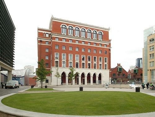 Brindley Place Office images