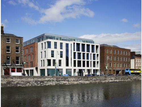 Ormond Quay Upper Office images