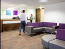 Office rental in London Reception
