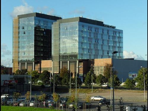 Aleja Grunwaldzka Office images