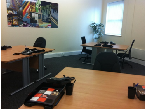 Dewsbury Road Office images