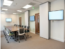 Serviced offices in London Board Room