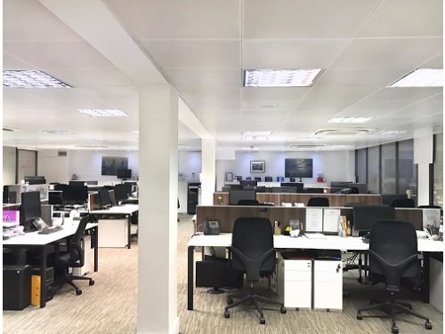 Moorgate Office images
