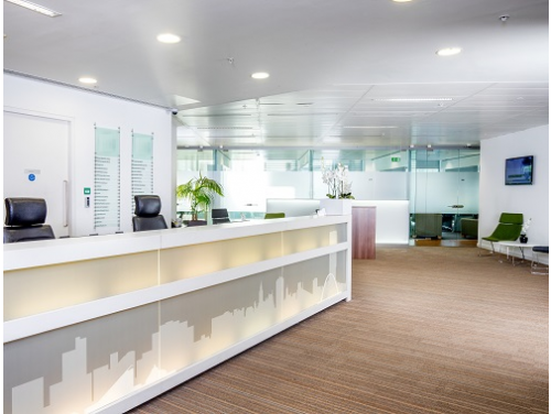 Hardman Square Office images