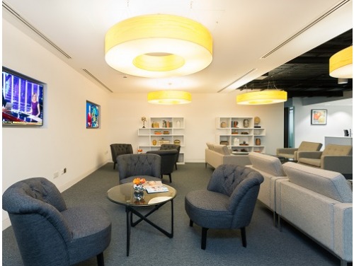 Knightsbridge Green Office images