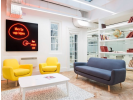 Office for rent in London Interior