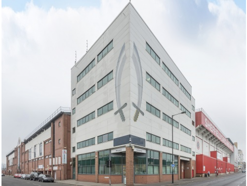 Bramall Lane Office images