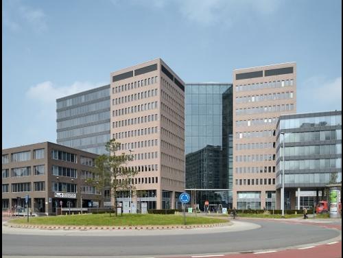 Gaston Crommenlaan Office images