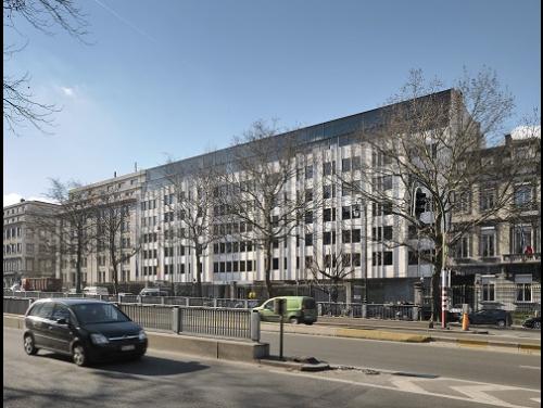 Boulevard du Régent Office images