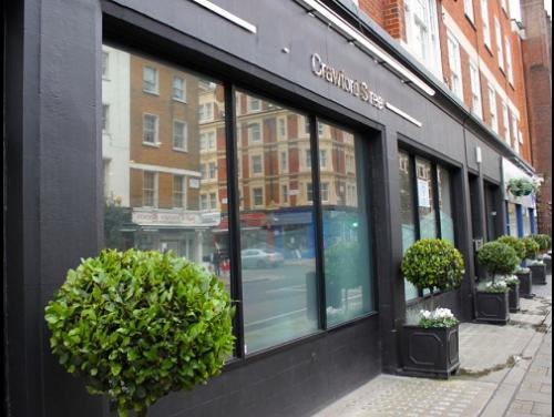 Executive offices London Exterior