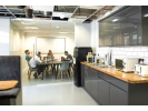 Office space for rent London kitchen area