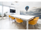 Office space for rent London meeting room interior