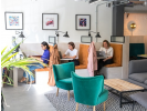 Serviced offices in London Lounge Area