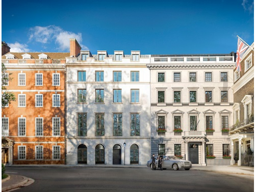 St James' Square Office images