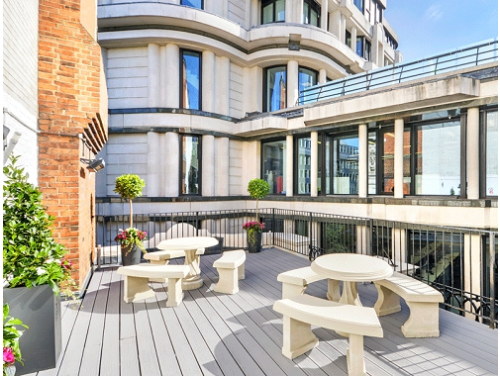 Offices for rent Central London Roof Terrace