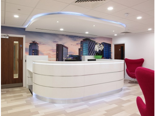 Clippers Quay Office images