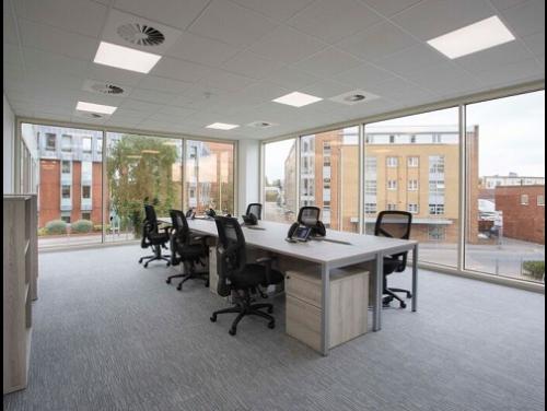 Newbridge Square Office images
