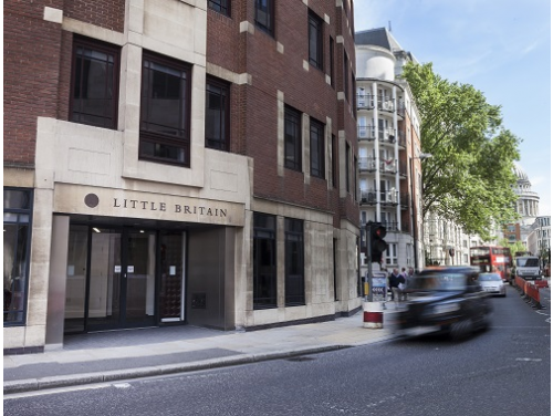 Little Britain Office images