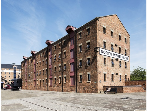 Gloucester Docks Office images