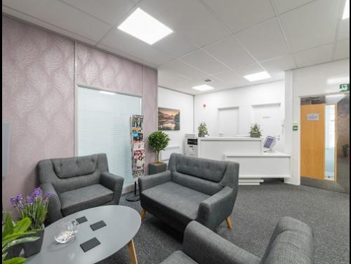 Lomond Court Office images