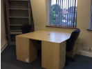 Larger office space
