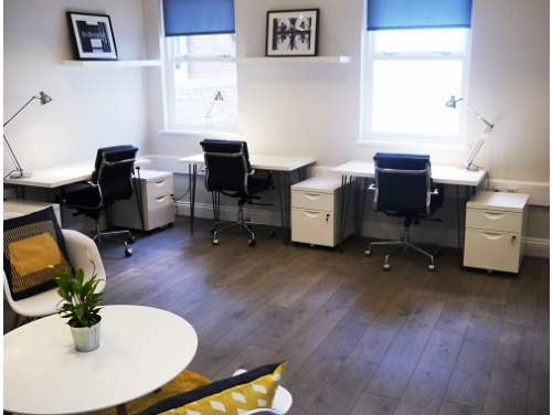 Prince of Wales Road Office images