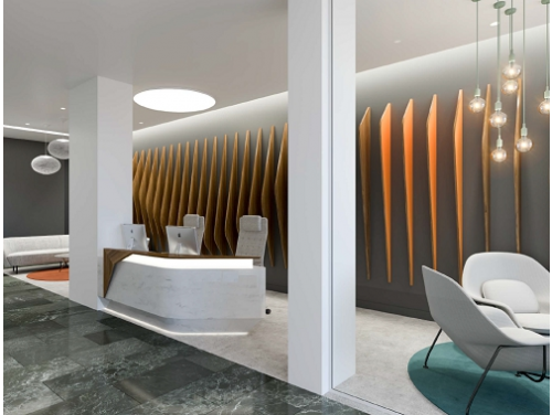 High Holborn Office images