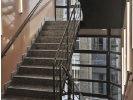 Mark Square serviced offices London stairway