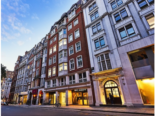 14 Berkeley Street office to rent London