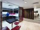 Coleman Street serviced office space London Kitchen