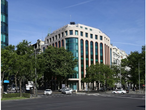 Paseo de la Castellana Office images