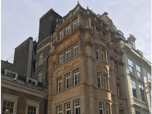 Guildhall Yard Office images