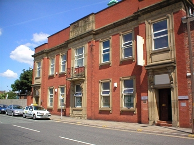 Bewsey Street