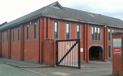 Stubbs Gate