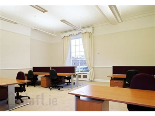 Fitzwilliam Square West Office images