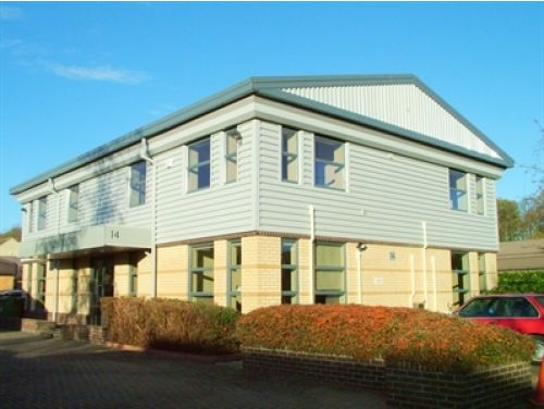 Hanborough Business Park Office images