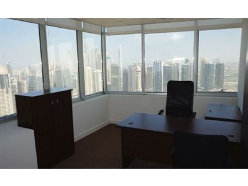 Jumeriah Lake Towers Office images